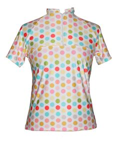 Spring Prints Golf Shirt - Fruit Delight, $42.00 (http://www.ladygolfwear.com.au/spring-prints-golf-shirt/)  Also available as a set with matching skort.