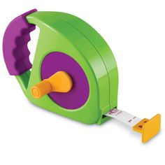 Mommie of 2: Learning Resources Simple Tape Measure Giveaway 6/5