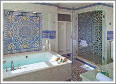 moroccan-bathroom