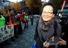 """""""나이는 숫자에 불과"""" 최고령 수험생 조명자 할머니 (사진 8장) #korea #insight #수능"""