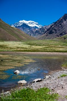 Aconcagua, Mendoza.