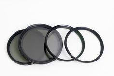 Eine Zusammenfassung der verschiedenen Filtertypen in der Fotografie und wofür man sie benutzt.