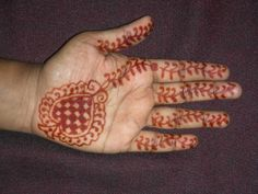 Learn to make henna, get your own temporary tattoo and take some home to do with your friends. Henna Art - Monday, August 4 @ 4