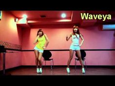 Waveya k-pop dance tutorial Sistar19 ma boy - YouTube