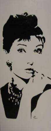 Audrey Hepburn : barbara pierno