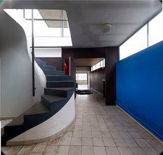 Le Corbusier, Cemal Emden · Le Corbusier Atelier - Immeuble Molitor