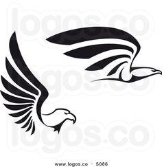 Pix For > Falcon Logo Clip Art
