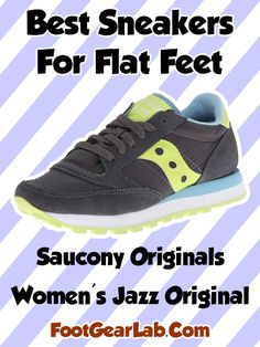 a57ade420cf Best Shoes For Flat Feet - Most Comfortable Shoes!