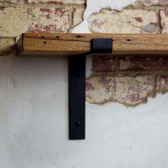 Industrial Steel Shelf Bracket No.3