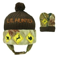 Jacob Ash Li'l Hunter Hat and Glove Set by Jacob Ash, http://www.amazon.com/dp/B007AIQ0XG/ref=cm_sw_r_pi_dp_5LmFqb14JX9YG