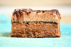Tim Tam Chocolate Malt Frosted Brownies