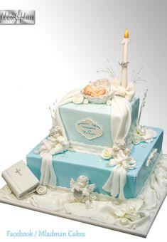 Christening+Cake+-+Cake+by+MLADMAN
