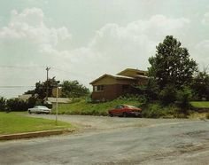 Stephen Shore - Fort Worth, Texas