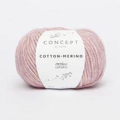 COTTON-MERINO 119 wol van Herfst / Winter van Katia