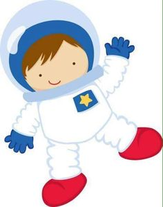 Outer Space Art For Kids Birthday Parties 40 New Ideas Clipart, Idee Baby Shower, Astronaut Party, Outer Space Theme, Kids Party Themes, Ideas Party, Space Party, Space Crafts, Cute Images