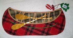 Canoe stocking
