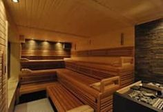 38 Awesome Home Sauna Design Ideas - Popy Home Saunas, Luxury Interior, Interior Design, Sauna Design, Sauna Room, Steam Spa, Infrared Sauna, Home Spa, Building A House