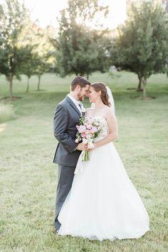 Bride + Groom | First Look | Wedding Day | Emily + Jason | VA MD DC Wedding + Engagement Photographer | Families Photographer | Candice Adelle Photography