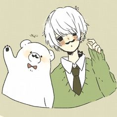 あめくん🐻🎀 Kawaii Cute, Kawaii Anime, Character Art, Character Design, Estilo Anime, Cute Anime Couples, Boy Art, Manga, Character Illustration