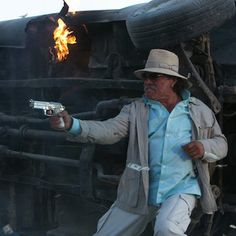 First Still of Edward James Olmos and More Trailers for 2 Guns