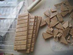 Ulterior Harmony: No-Sugar Maca Mojo Bark (aka White Chocolate Take 2) and New Finds
