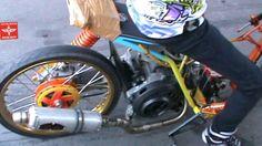 Drag Bike Seru Team Randumas Dan Team Rawarontek - Drag Racing Videos