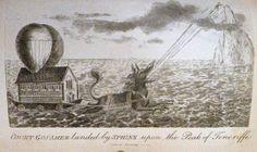 SURPRISING ADVENTURES OF BARON VON MUNCHAUSEN Rudolf Erich Raspe 1869 Cruikshank