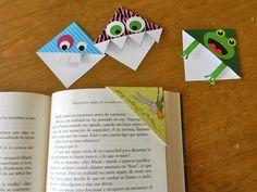 En lugar de improvisar con lo primero que tienes a la mano para separa una pagina de un libro (ej. servilletas, lápiz, clip, doblar la hoja,...