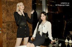 South Korean Girls, Korean Girl Groups, Gfriend Album, Walpurgis Night, Korean Girl Band, Lee Hyun Woo, Latest Music Videos, G Friend, Girl Bands