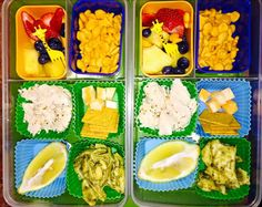 https://flic.kr/p/x5rrxf | Bento Lunches by Meagan Johnson www.adventuresineverydaylife.com | they enjoyed the cold chicken  (tenderloins cooked in the crock pot) and Cold Basil Pesto Cheese Tortellini  the new BABY Goldfish are adorable too!  My kids love lemon slices also  Bento Lunch made by Meagan Johnson Images are Copyrighted. Do Not Use without Permission.