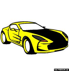 aston martin one 77 online coloring page