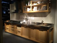 Wood for the new kitchen of #Riva1920