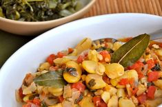 Greek Fava Bean Stew Recipe