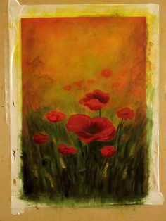Roswitha's Poppies