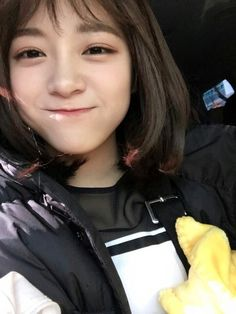 Sejeong (Gugudan) - Selca