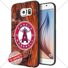 Los Angeles Angels MLB Baseball Logo WADE8337 Samsung s6 Case Protection Black Rubber Cover Protector WADE CASE http://www.amazon.com/dp/B01729CWX4/ref=cm_sw_r_pi_dp_CZACwb0H26R05