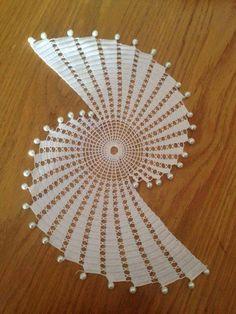 centro de mesa fractal