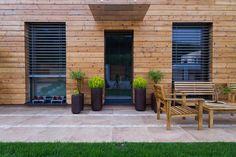 passivhaus | type house | wood | natural | ecocube | slovakia