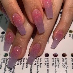 In seek out some nail designs and some ideas for your nails? Here's our list of must-try coffin acrylic nails for stylish women. Aycrlic Nails, Trim Nails, Dope Nails, Swag Nails, Pink Nails, Coffin Nails, Burgendy Nails, Oxblood Nails, Magenta Nails