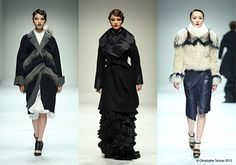 Shanghai Fashion Week | CHRISTOPHE TERZIAN