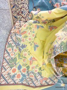 Indonesia vintage batik (hokokai)
