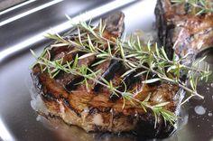 Ochsenfleisch, ca. sieben Wochen am Knochen gereift