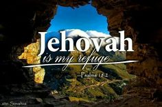 King David of Israel ran from King Saul as Saul hunted him down to kill him. He hid in caves, and Jehovah literally saved him repeatedly from Saul's attempts on his life. Jehovah is our refuge too. Pray to him. We were never instructed to pray to Jesus or Mary or Saints. We were to pray THROUGH the name of the mediator, Jesus.
