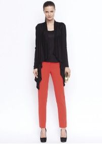 Harem Pants, Capri Pants, Fashion, Moda, Harem Trousers, Capri Trousers, Fashion Styles, Fashion Illustrations, Fashion Models