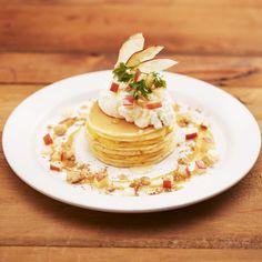 Honney Apple Pancake