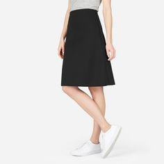 The Street Fleece Skirt - Everlane