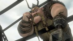 how to train your dragon moviewall paper | How to Train Your Dragon Gobber - HD Wallpapers | Smashing HD ...
