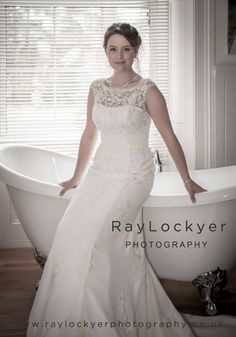Ray Lockyer Yeovil Wedding Photographer - Bride during our Bridal Preparation shoot at Haselbury Mill