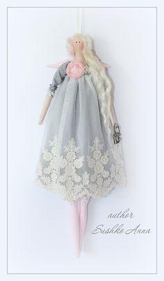 Тильда. Текстильная кукла в стиле Тильда от Анны Сушко Tilda dolls http://annasushko.jimdo.com