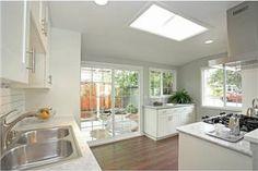 Rex Manor remodeled kitchen.